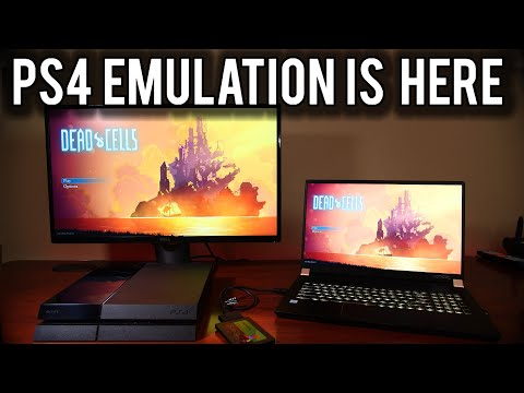 PlayStation 4 emulation on the PC is here | MVG thumbnail