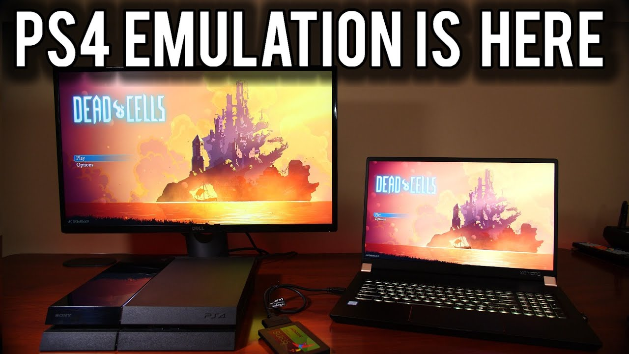 PlayStation 4 emulation on the PC is here | MVG
