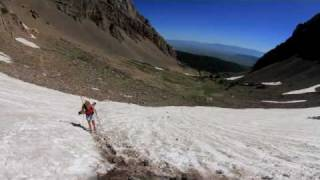Life in a Day - Skiing in July Montana