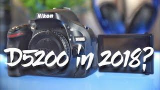 Nikon D5200 in 2018. 5 year flashback