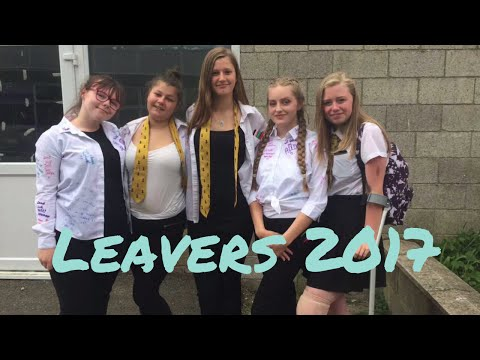 My last day of year 11 leavers day !!!!