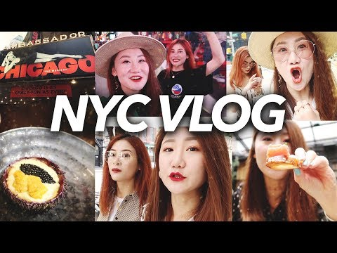 NYC VLOG ft. Anni Time|近期最好最爽最轻松的旅行|跟我们一起去纽约玩吧!