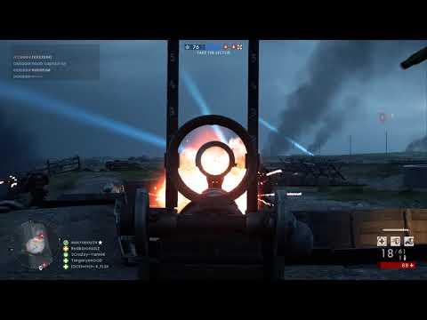 Battlefield 1 Zeebrugge Gameplay
