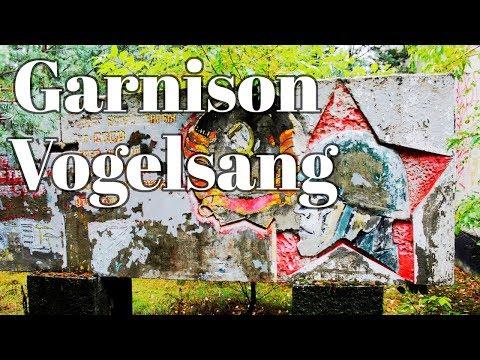 Garnison Vogelsang [Lost Place] Sowjetarmee In Der DDR