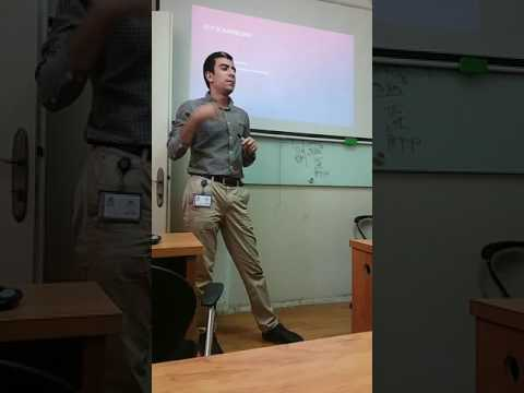 VOIP training class part 2 in Persian