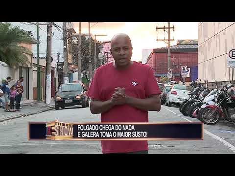 """Pegadinhas 12 - Assustando a Galera João Kleber Show """"Rede TV"""" Toninho Tornado  INSCRITOS"""