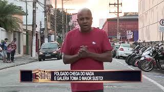 """Pegadinhas #12 - Assustando a Galera! (João Kleber Show """"Rede TV"""" Toninho Tornado) HD #2000INSCRITOS"""