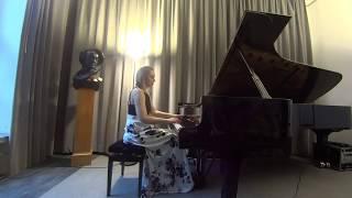 Lydia Maria Bader: Clara Schumann Variationen op. 20 über ein Thema von Robert Schumann