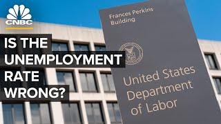 What's Wrong With The Unemployment Rate?