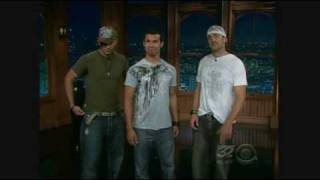 LS3 - Live tag of The Late Late Show with Craig Ferguson