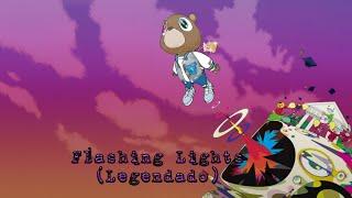 Kanye West - Flashing Lights Ft. Dwele (Legendado)
