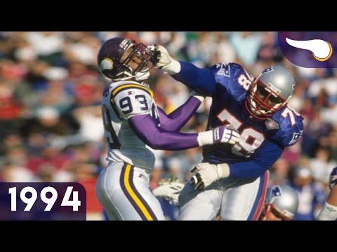 Vikings vs. Patriots (Week 11, 1994) Classic Highlights