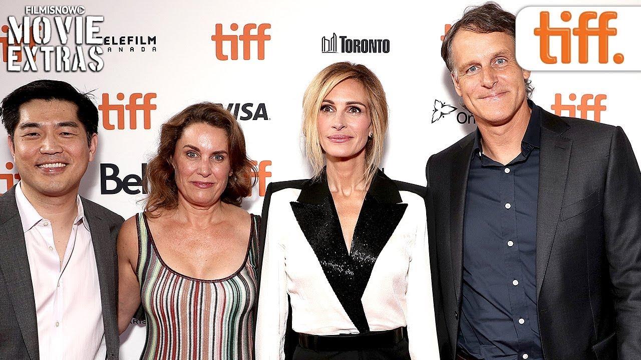 HOMECOMING   Toronto International Film Festival (TIFF) red carpet & cast interview