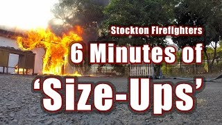 6 Minutes of Size Ups • Stockton Firefighters