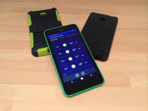Shocking Aftermarket Cases For Nokia Lumia 635