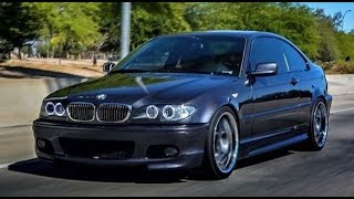 340 HP Supercharged BMW 330ci ZHP - One Take