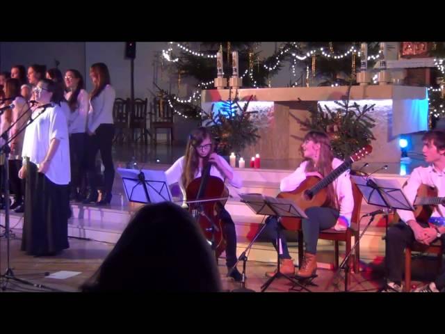 Nad Betlejem w Ciemną Noc - Boży Spontan - Monika Boniecka