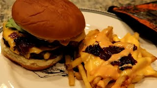 How to make In-n-out double double animal style and animal style fries