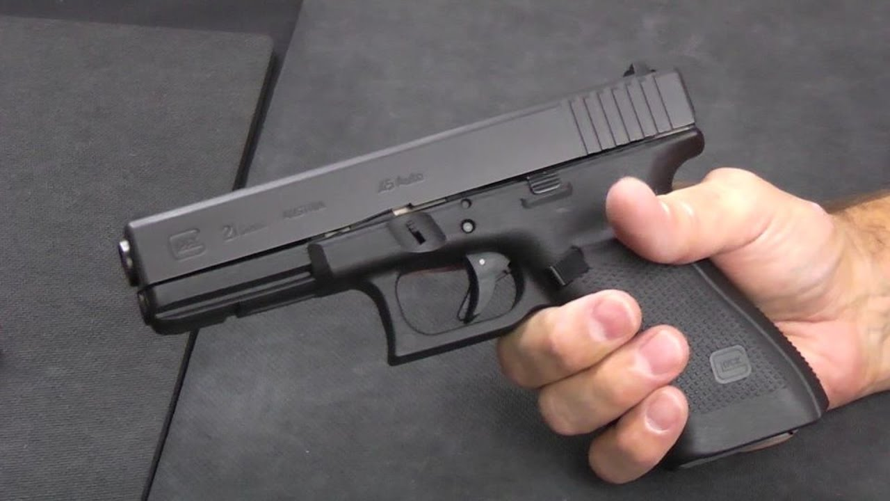 Full Size 45 Glock 21 Gen 4 Youtube