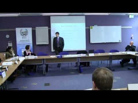 Global Round Tables - Dean Cooper (UNEP)