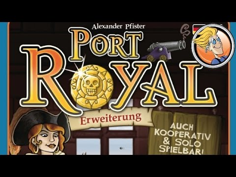 port royal brettspiel