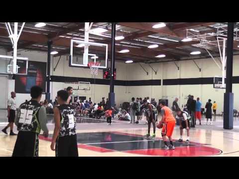 Jammers 2015 Basketball vs Santa Barbara Ballers / May 30