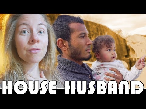 I HAVE A HOUSE HUSBAND! FAMILY DAILY VLOG