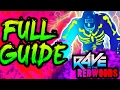 FULL RAVE IN THE REDWOODS EASTER EGG GUIDE EASTER EGG TUTORIAL & BOSS FIGHT INFINITE WARFARE ZOMBIES