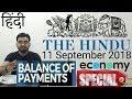 11 September 2018 The Hindu Newspaper Analysis in Hindi (हिंदी में) - News Articles Current Affairs