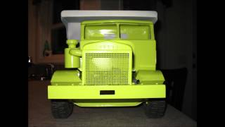Euclid R18, My First Scratch Built Rc Dump Truck