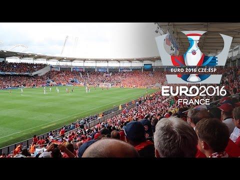 Jirka - EURO 2016 - CZE - ESP [VLOG]