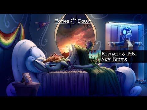 Replacer & P1K - Sky Blues [Rock/Blues]