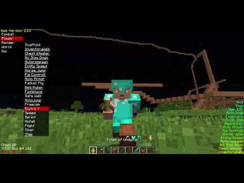WWE HACKED CLIENT 1.13 FOR MINECRAFT 1.12.2 - YouTube