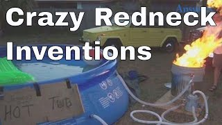 Luxury Redneck Inventions