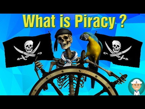What is Piracy? | What does Piracy Mean?