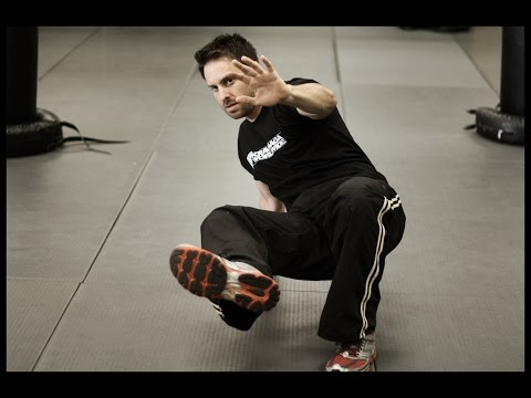 Get up off the ground! Self Defense Training w/ AJ Draven of Krav Maga Worldwide