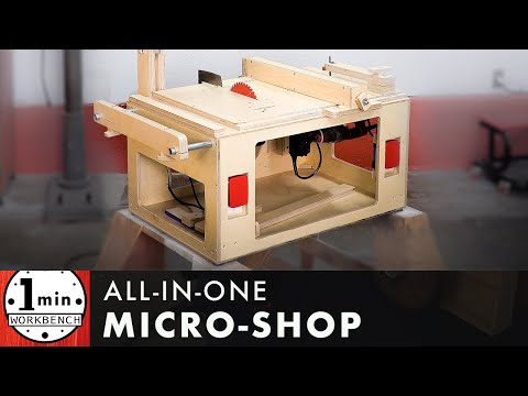 All-in-One Portable Workshop!