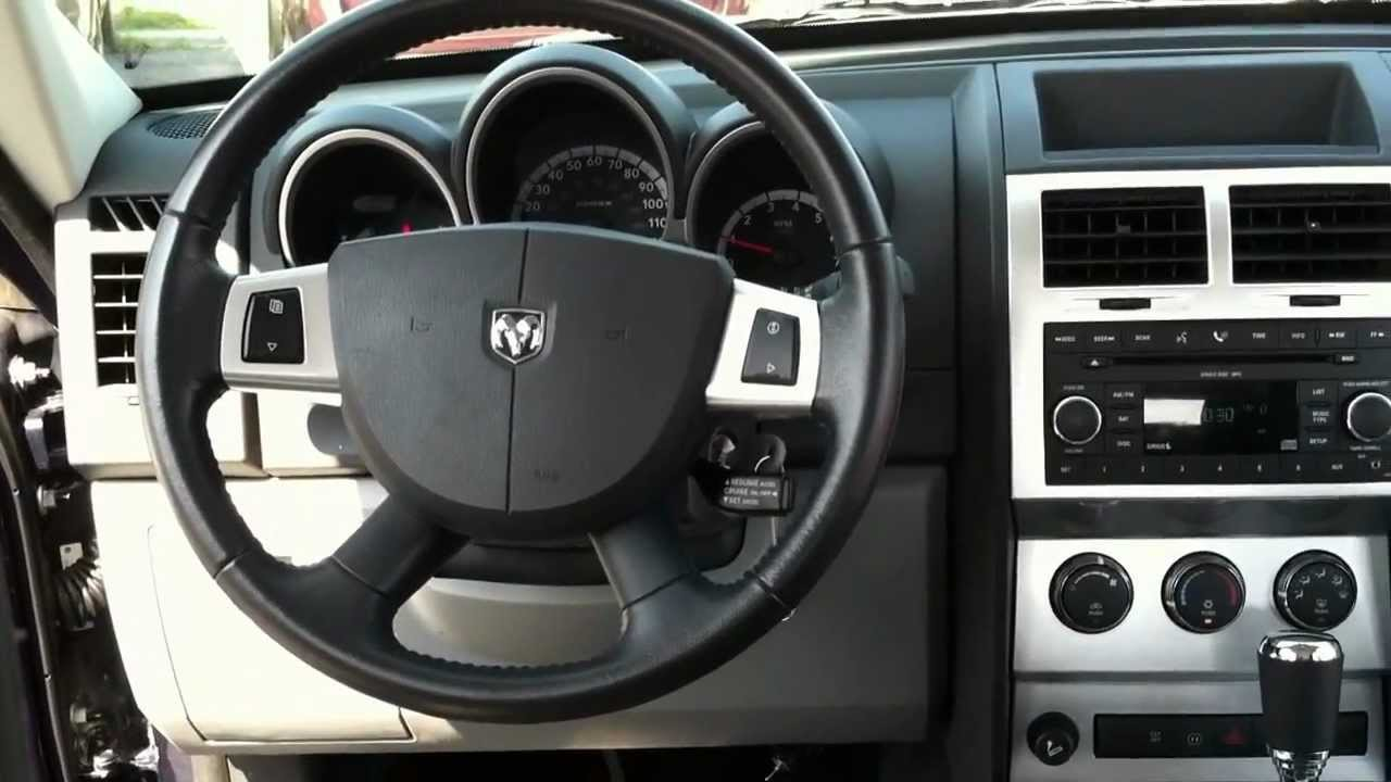 2008 Dodge Nitro 213657 Youtube