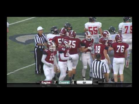 Joplin High School vs West Plains Zizzers 9-21-16