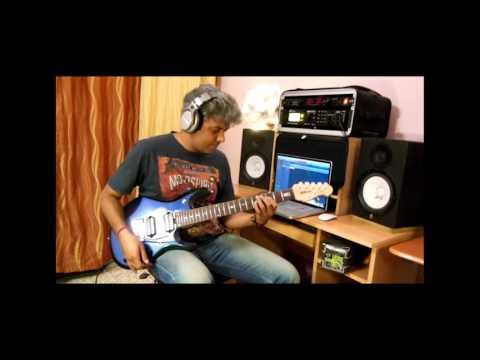 Pink Floyd - Terminal Frost (Guitar Cover) by Saurabh Chaudhry.