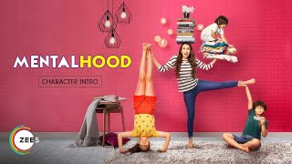The Super Moms of Mentalhood | Character Posters | Coming Soon On ZEE5