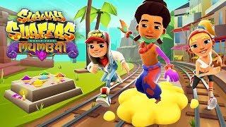 Subway Surfers World Tour 2018 Mumbai    Android Gameplay   Friction Games