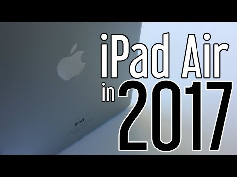 iPad Air 1 worth buying in 2017? (Review)