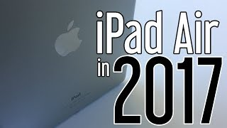 iPad Air 1 still worth buying in 2017? (Review)