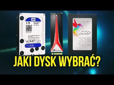Jaki Dysk Wybrać - HDD vs SSD SATA vs M2