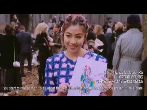 Video 3/5: Narelle Kheng Watches Chanel And Wants To Be Beyonce