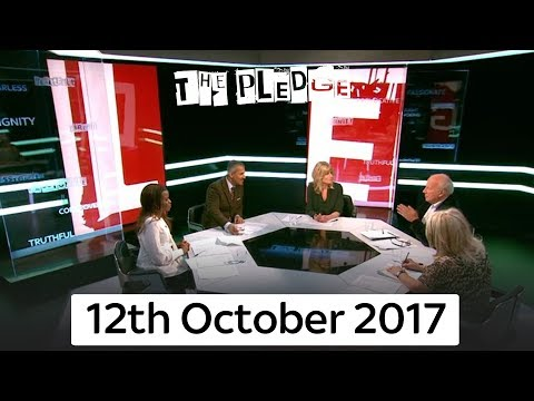 The Pledge | 12th October 2017