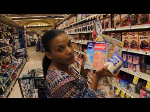 Randalls Food Shopping 8/5/16 | We Only Had 20 min.... | Couponing With Toni
