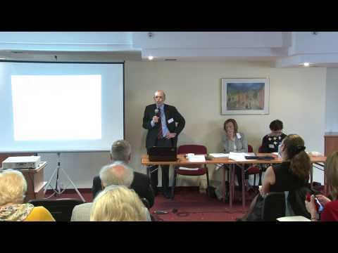 Nicholas Barr - Designing pensions for coverage and  adequacy