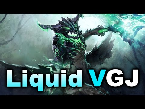 Team Liquid vs VG.J - Final Games 1,2 - SL i-League 3 Dota 2